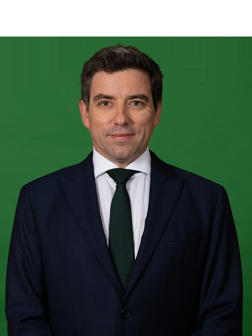 Pedro Almeida Cabral coordenador e advogado de contencioso