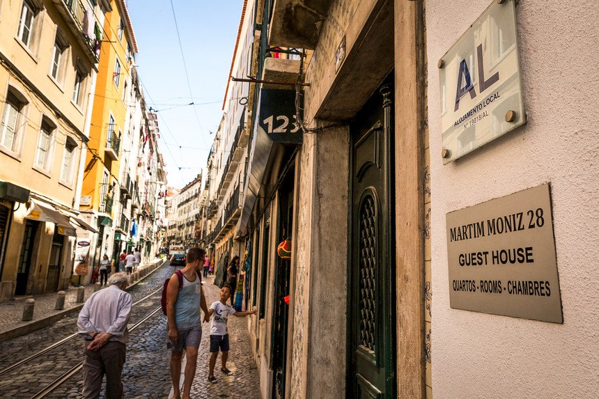 alojamento local lisboa novo regulamento