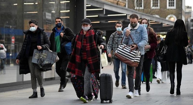 Procedimentos de controlo de fronteiras em vigor até 31 de dezembro e medidas aplicáveis aos voos do Reino Unido